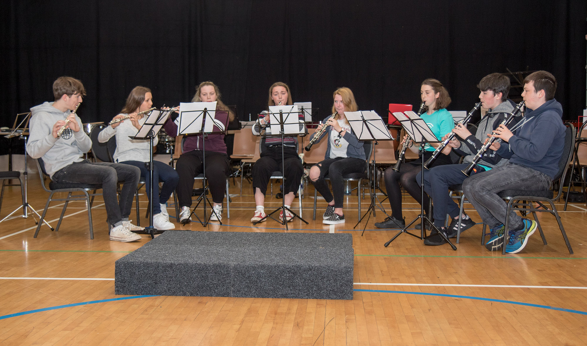 Symphonic Waves youth orchestra