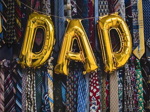 Article de blog nommé La peinture par numéro pour la fête des pères