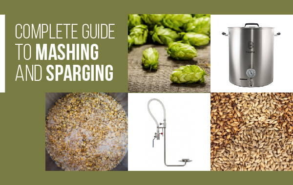 Guide to mashing and sparging