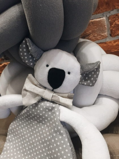 игрушка - комфортер, коала
