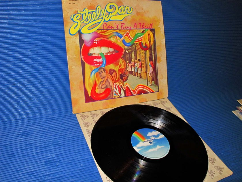 """STEELY DAN -  - """"Can't Buy A Thrill"""" -  MCA 1980 label Oddity"""