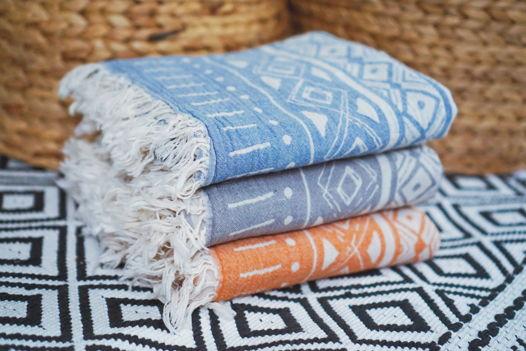 Полотенца для хаммама, пештемаль
