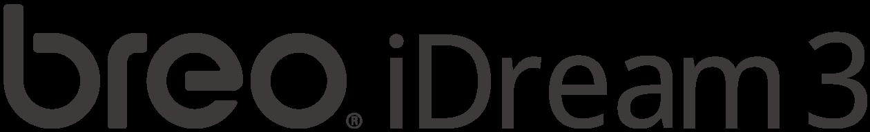 Breo iDream 3 Massager - logo