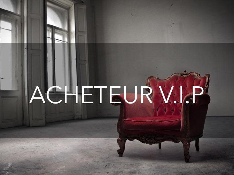 Acheter VIP