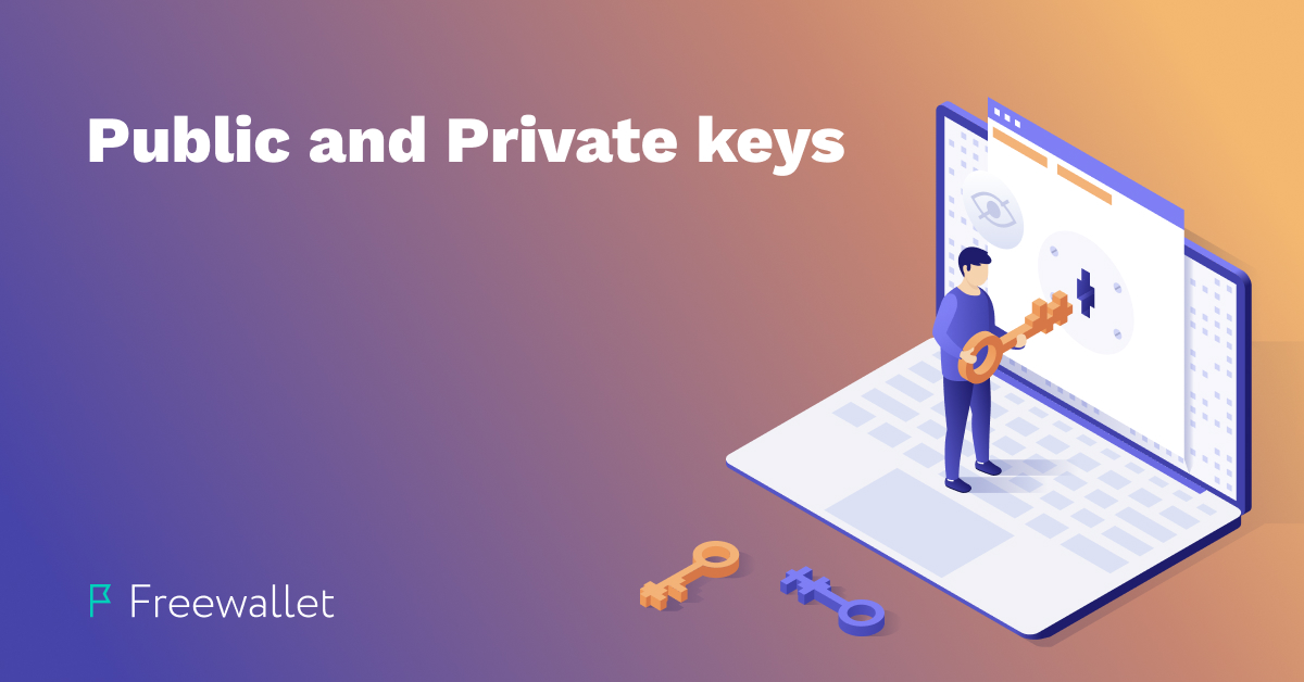cryptocurrency wallet losing your private keys