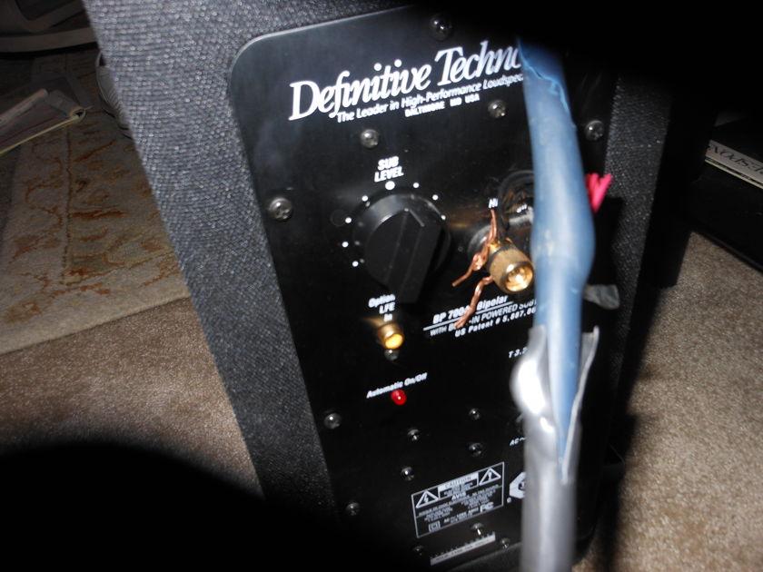 Definitive Technology BP 7004 Speakers
