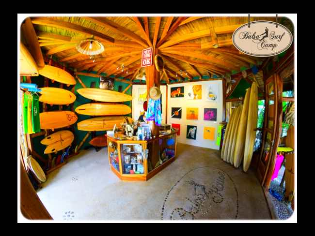 New Art Gallery Balsa House-Montañita