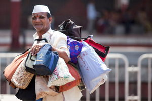 Experience the amazing 120-Year-Old Lunch Delivery Service Dabbawallahs