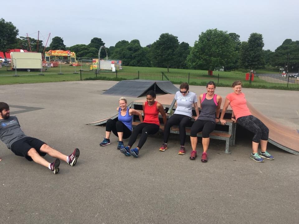 Roundhay Boot Camp 09.30's Image