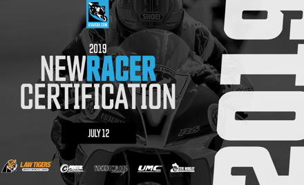UtahSBA New Racer Certification (NRC) | July 12th