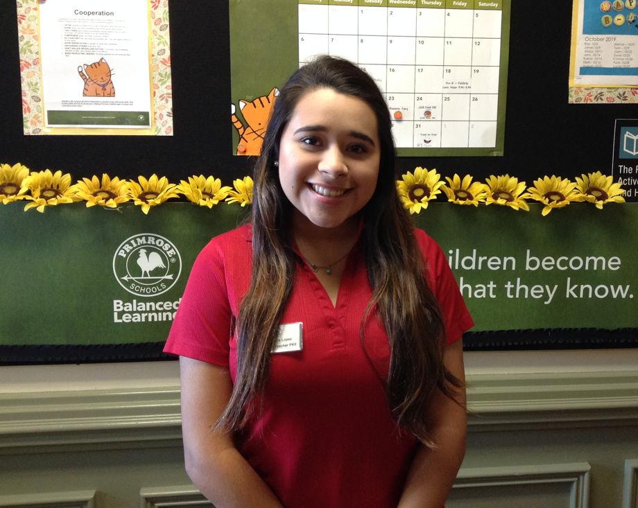 Ms. Karina Lopez , Pre-Kindergarten II Assistant Teacher