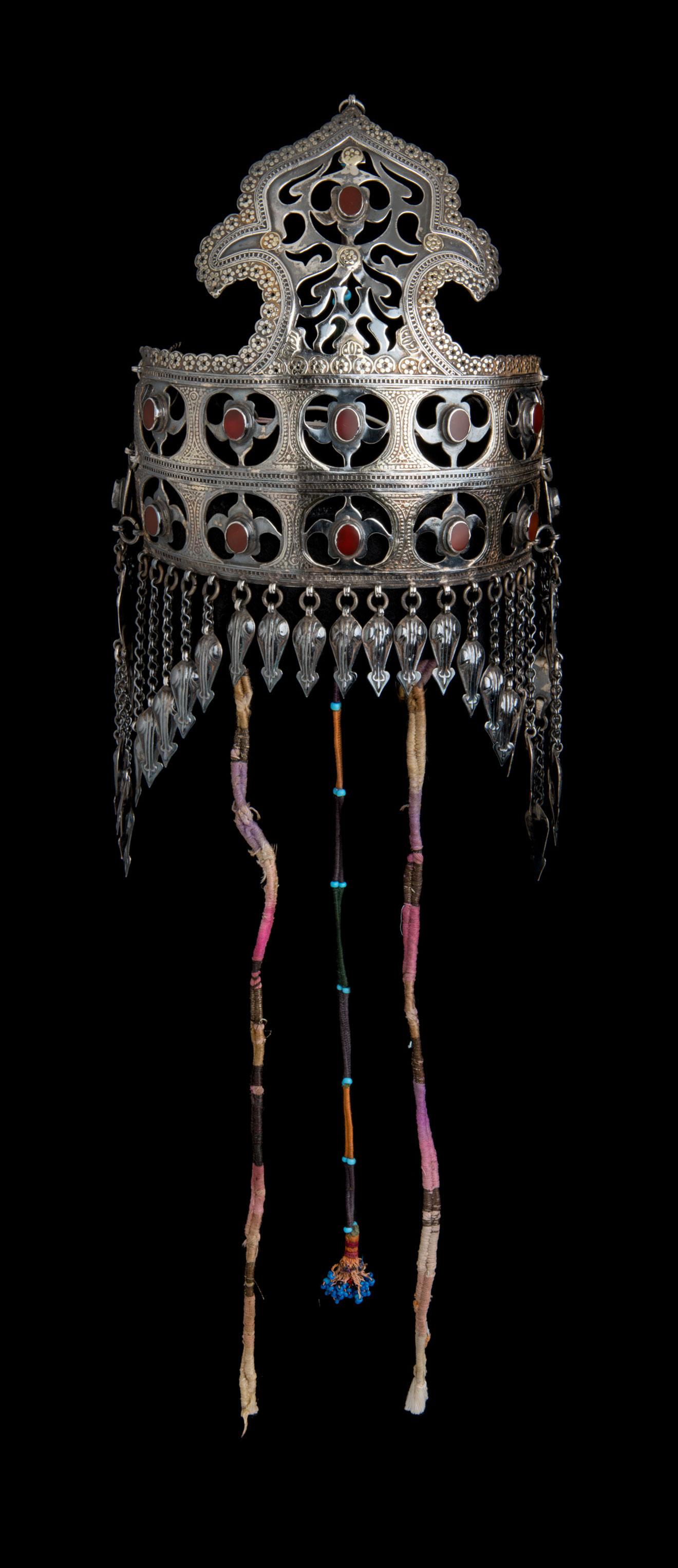 Headdress or Bridal Diadem