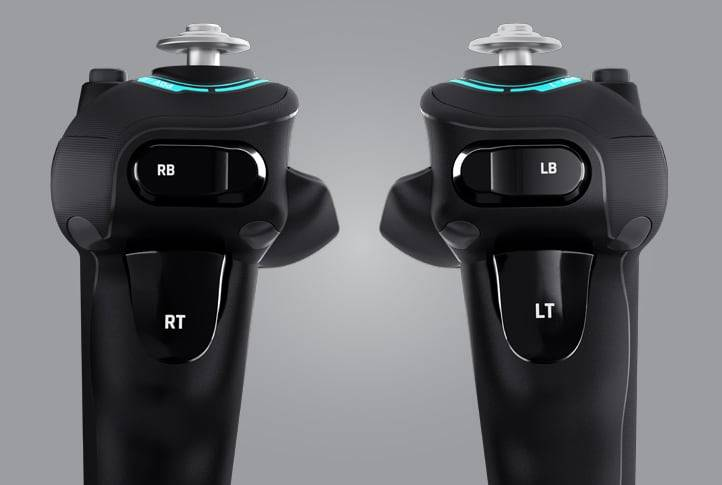 integrated rudder controls