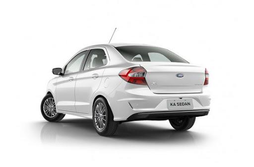 Ford Ka Sedan SE Plus 1.5 AT