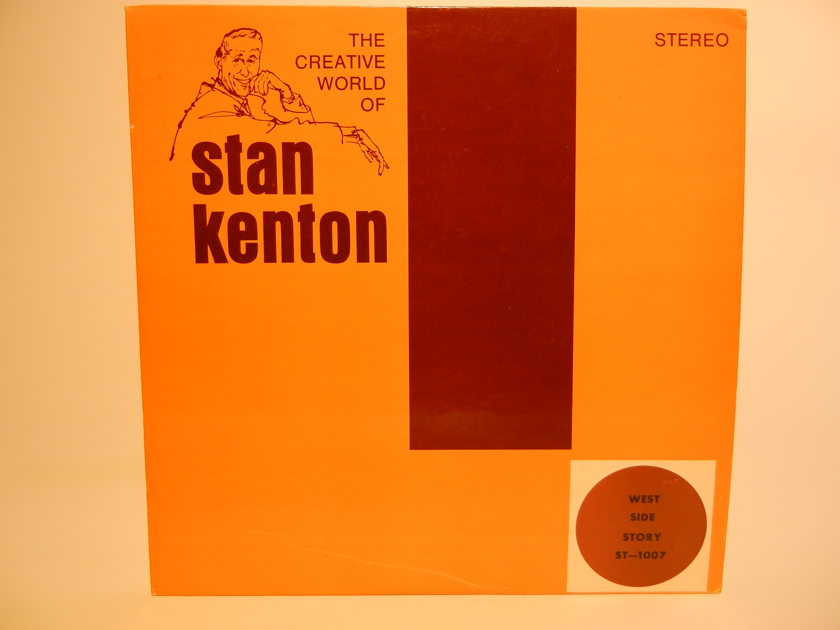 STAN KENTON/ - Kenton In Stereo & West Side Story/ ST-1004 & ST-1007