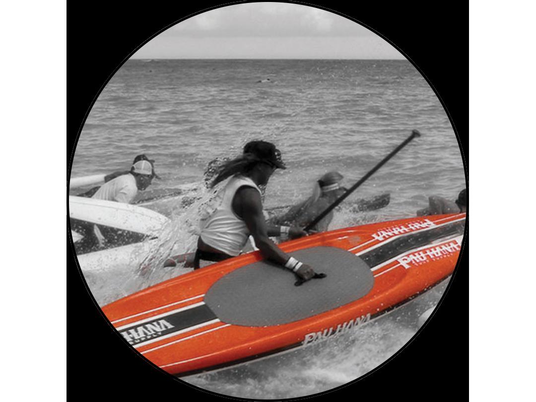 DANNY TAMONTE SUP DISTANCE RACER Pau Hana Surf Supply Team Rider