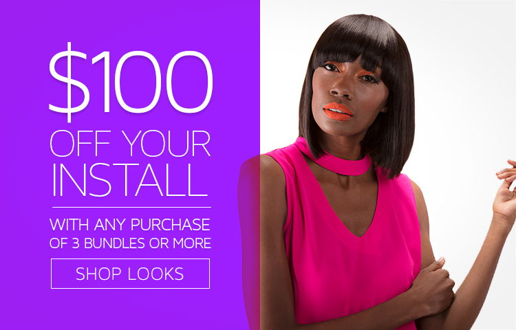 $100 off your install when you buy 3 bundles or more! Use code: INSTALL