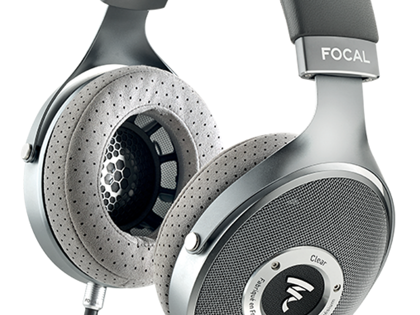 Focal Clear Headphones-Superb reviews 2pr to sell