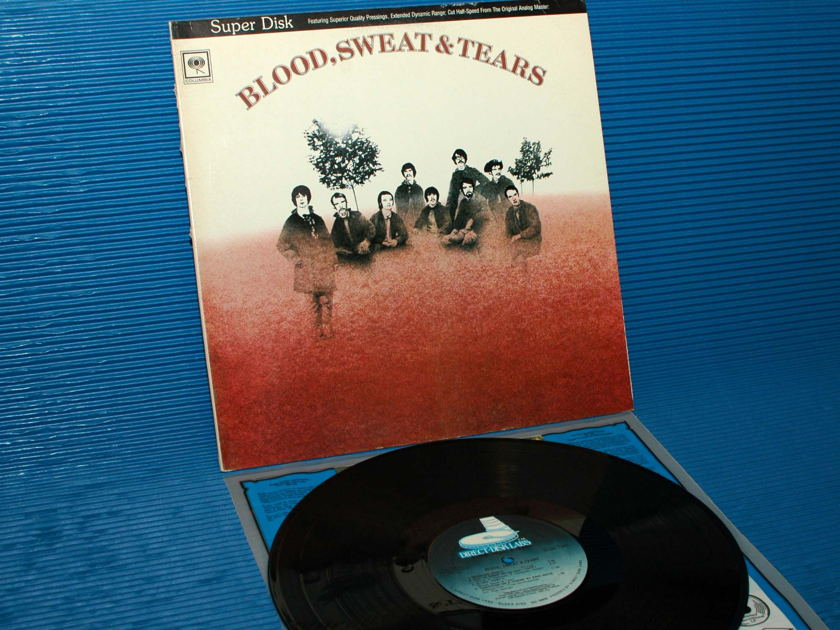 """BLOOD, SWEAT & TEARS -  - """"Self Titled"""" - Direct Disk Labs 1981"""