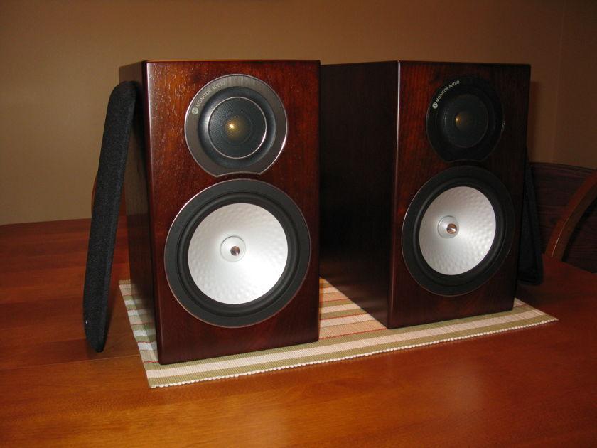 Monitor Audio RX-1 Walnut Finish