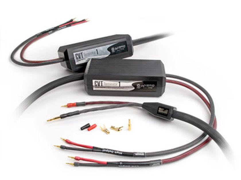 MIT CVT1 BiWire 8ft pair New-in-box, 2012 model Lifetime Warranty