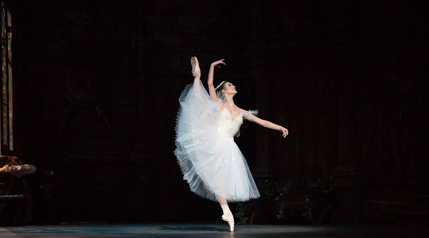 jurgita dronina,  principal dancer with the national ballet of canada and lead principal with english national ballet