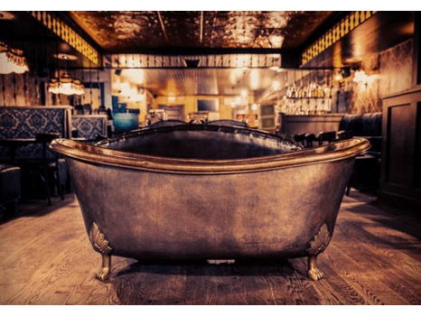 Be in on the Secret at Bathtub Gin!