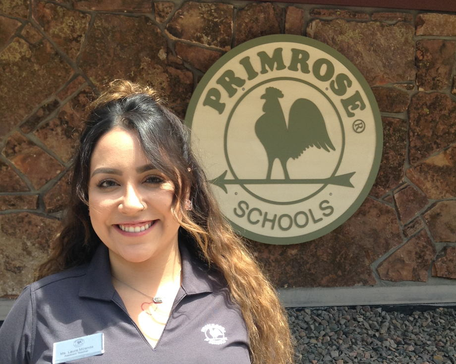 Laura Miranda , Preschool One Teaching Assistant