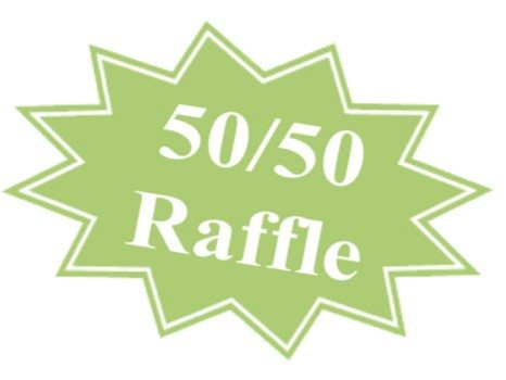 50:50 Auction in support of the Tigers (1 Ticket)