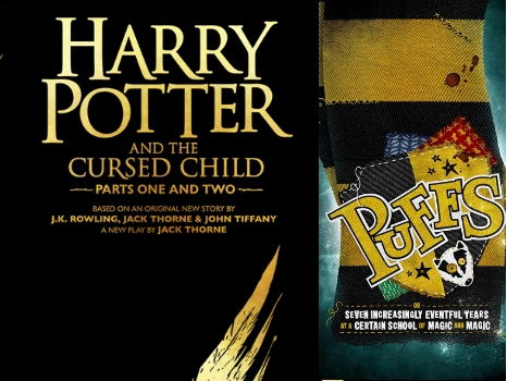 Harry Potter & The Cursed Child - House Seats, Swag & Meet & Greet PLUS Tickets to Puffs Off-Broadway