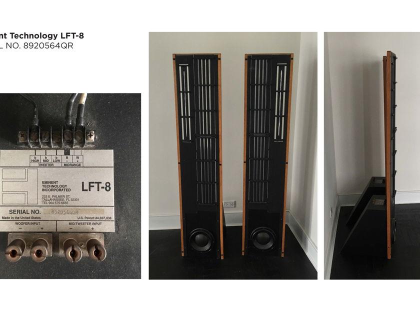Eminent Technology LFT-VIII 8920564QR