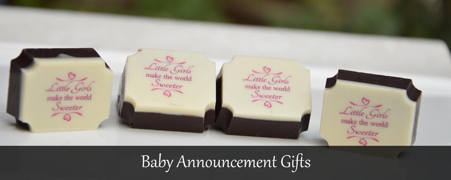 birth announcement gifts