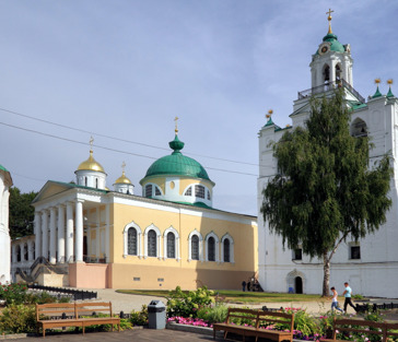 Обзорная экскурсия с посещением Спасо-Преображенского монастыря