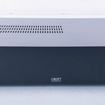 RIAA Tube Phono Preamplifier