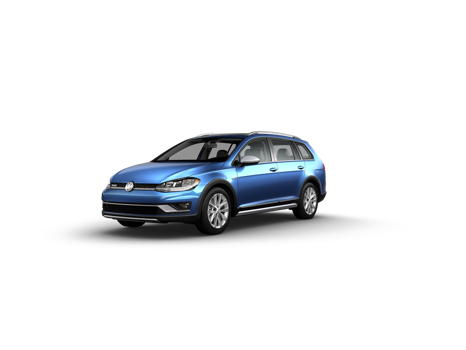 2018 Volkswagen Golf Alltrack SE 4 Motion