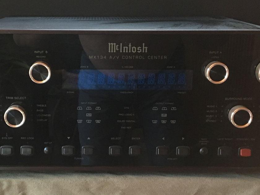 McIntosh MX134 Preamp