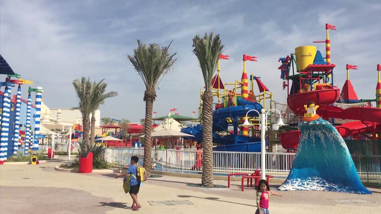 legoland dubai waterpark