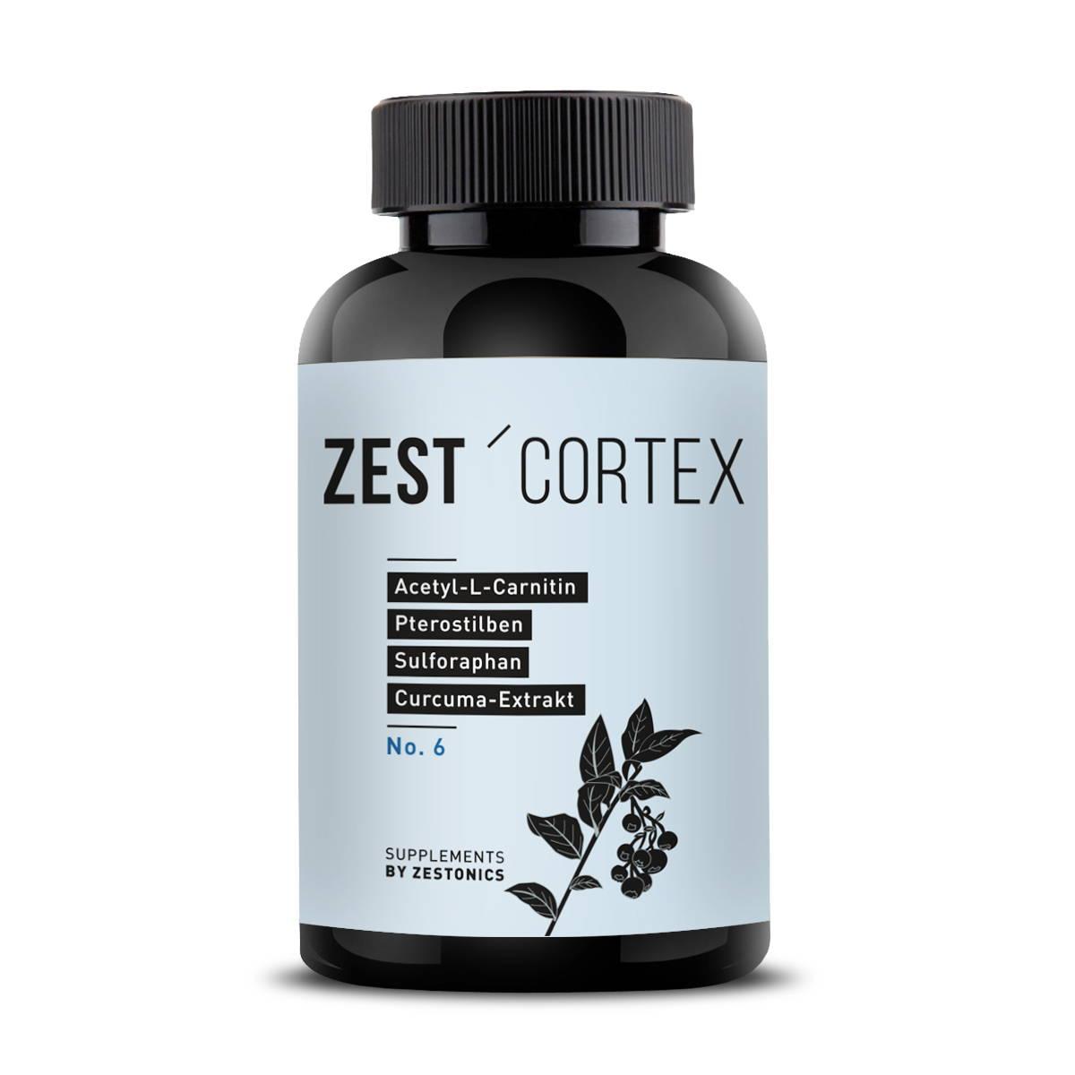 zestonics - zest'cortex