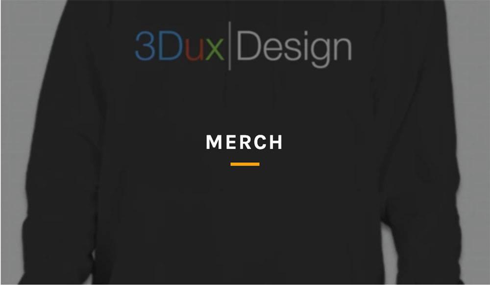 3duxdesign  hoodies and merchandise