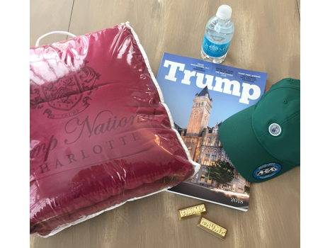 Trump National Charlotte Package