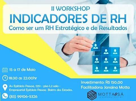 II Workshop de Indicadores de RH