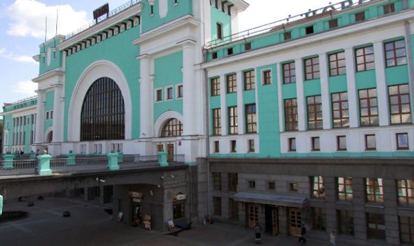 Там, где главный - вокзал
