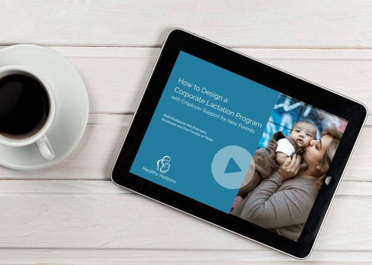 Corporate Lactation Programs eBook | Healthy Horizons
