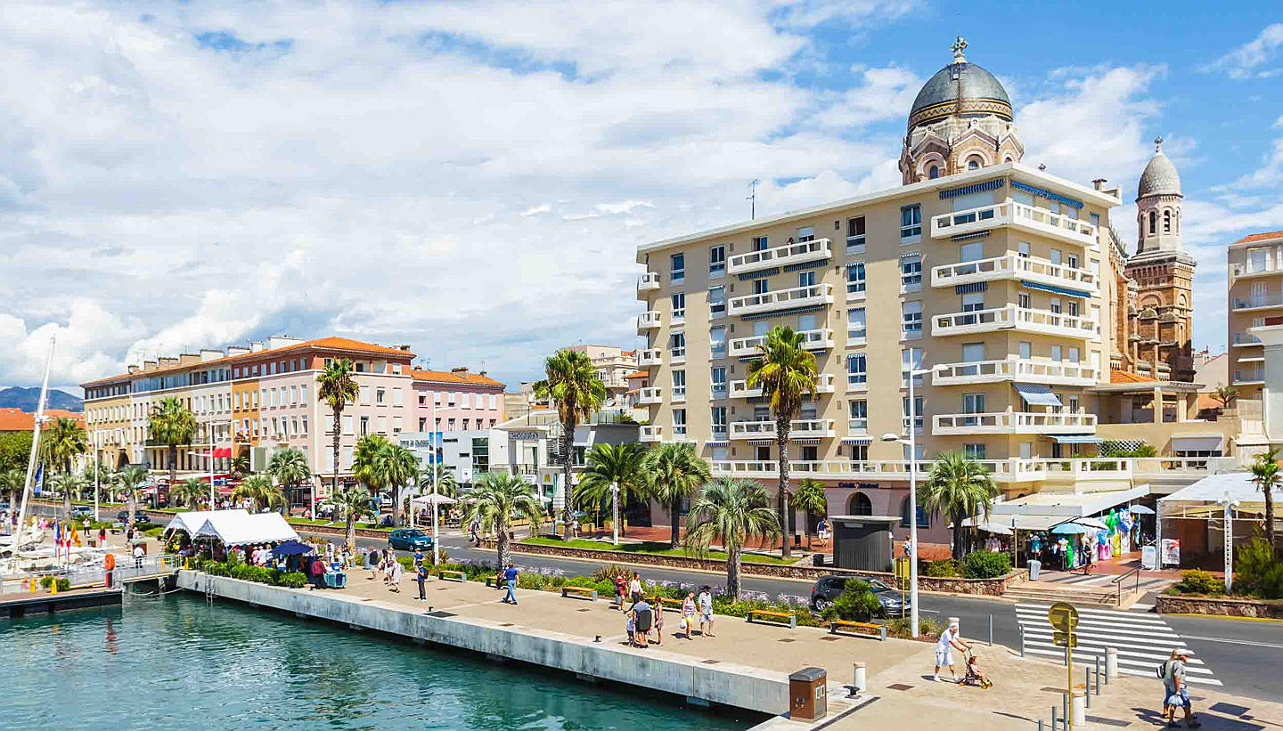 Cannes - Agence immobilière Provence - Engel Volkers