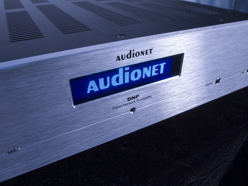 Audionet DNP in the Test