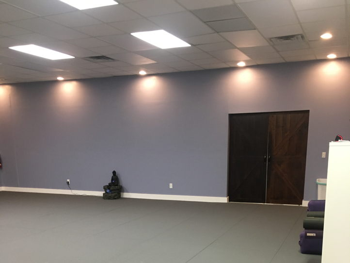 Yoga Fitness Studio for Lease or Sale
