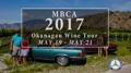 MBCA BC Okanagan Wine Tour 2017