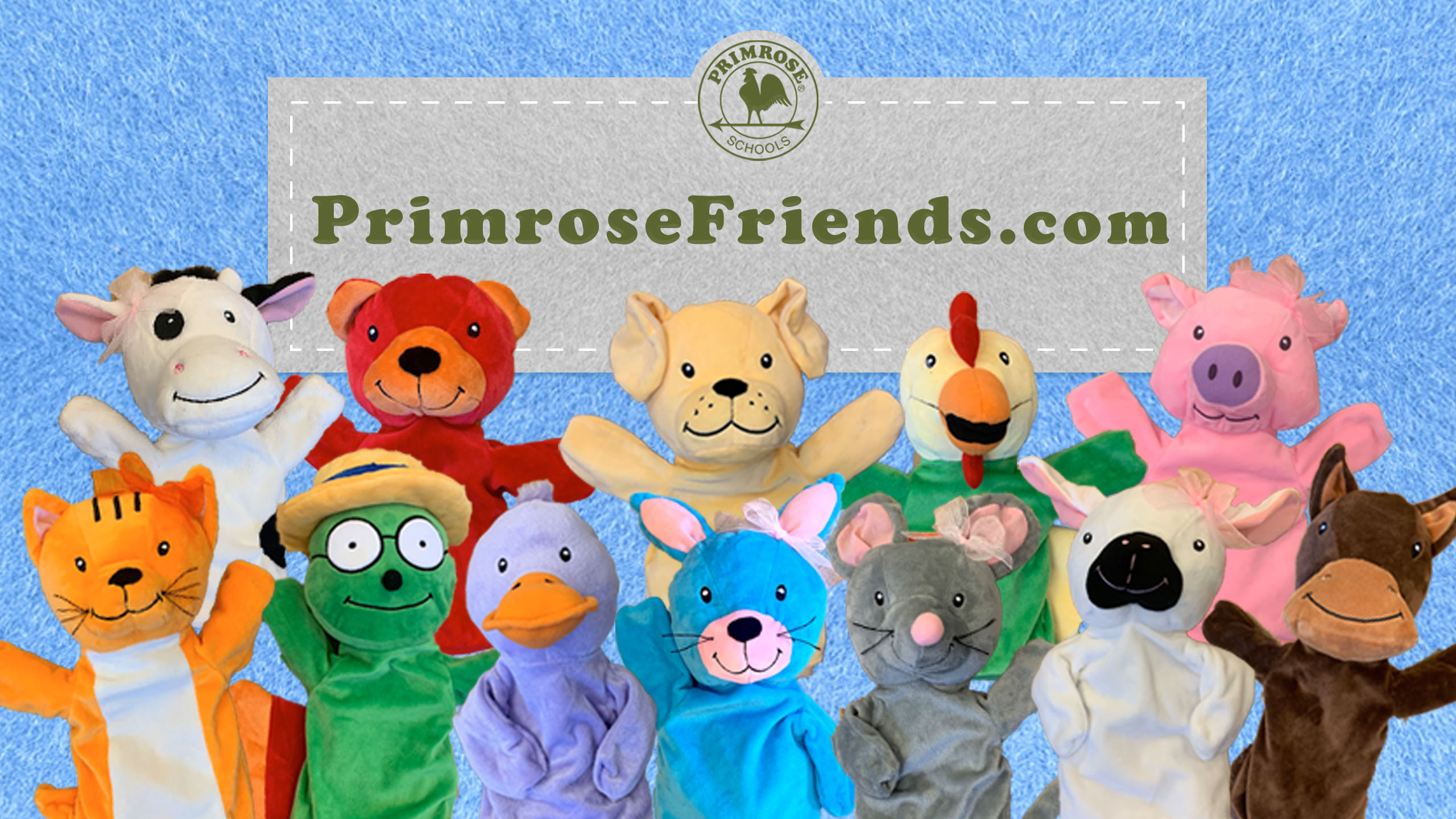 Manifest Partners with Primrose Schools in Launching Branded Programming Education Videos Starring the Primrose Friends