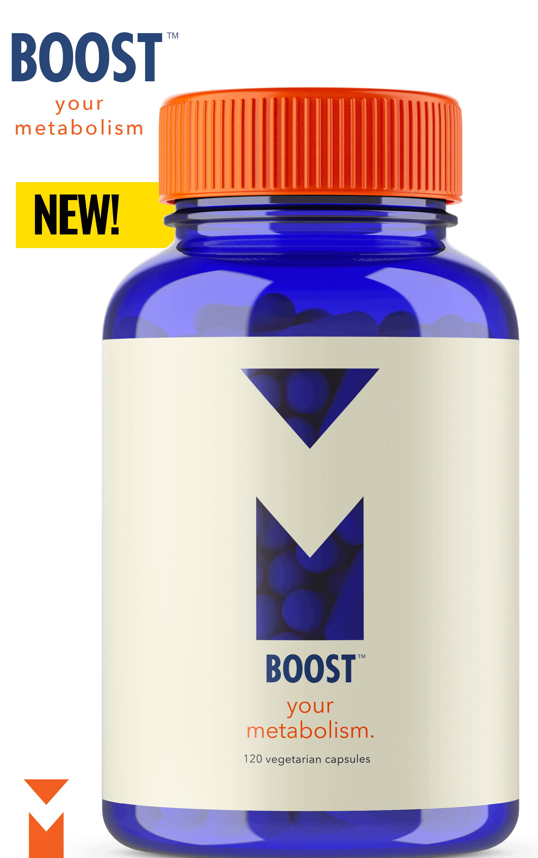 Boost Metabolic Driver