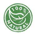 100% Natural Ingredients | Natural Logo | Inner Health